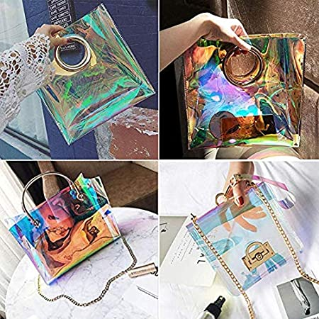 Zaione 8pcs Set 8 X12 20cm X 30cm A4 Sheets Pvc Holographic Clear Film Holographic Transparent Vinyl Mirrored Foil Laser Fabric For Shoes Bag Sewing Patchwork Diy Craft Applique 8 Colors Amazon Ca Generic