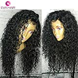 360 Lace Frontal Wig 180% 250% Density Full Lace Human Hair Wigs For Black Women Curly 360 Lace Wig Lace Front Human Hair Wigs
