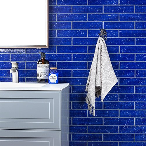 Urban Brick Replay Bushwick Blue (Sold by:BOX/4.63 SQ.FT.) URBBRKRPYBSWKBLU by Soho (Image #3)