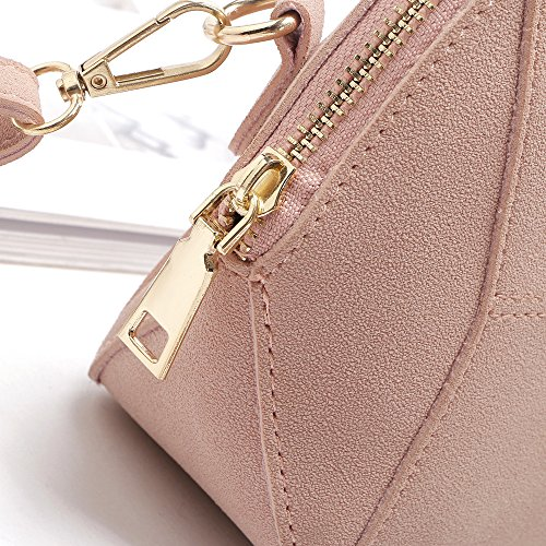 Small Brown DukeTea Teen Bag Crossover Girls Women Mini Crossbody Phone for Purse for I7wrx67gqY