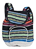 Mandala Tibetan Shop Large Hemp Backpack, Laptop Backpack, Bohemia Backpack