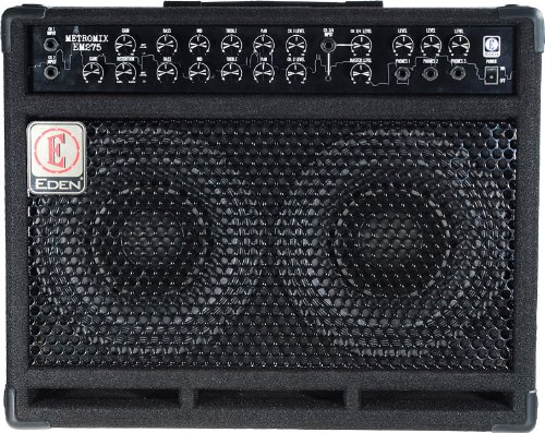 Eden Metromix Series Multi-purpose Amplifiers USM-EM275-U 150-Watt Guitar Amplifier Head by Eden Electronics