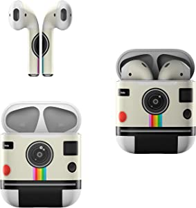 Skin Decals for Apple AirPods - Insta - Sticker Wrap Fits 1st and 2nd Generation