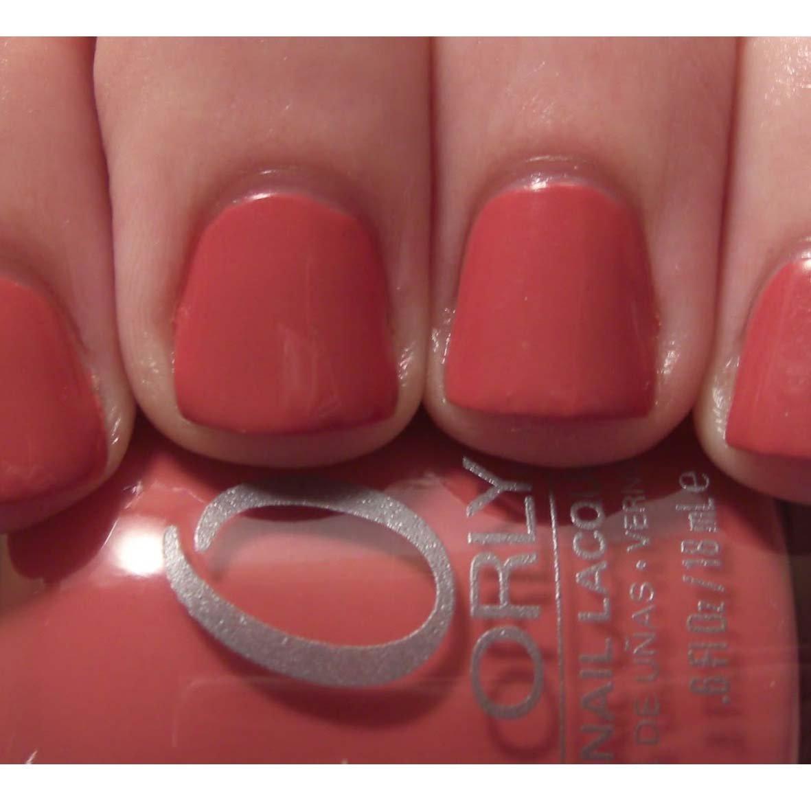 Orly Nail Polish 18ml Pink Chocolate: Amazon.co.uk: Beauty