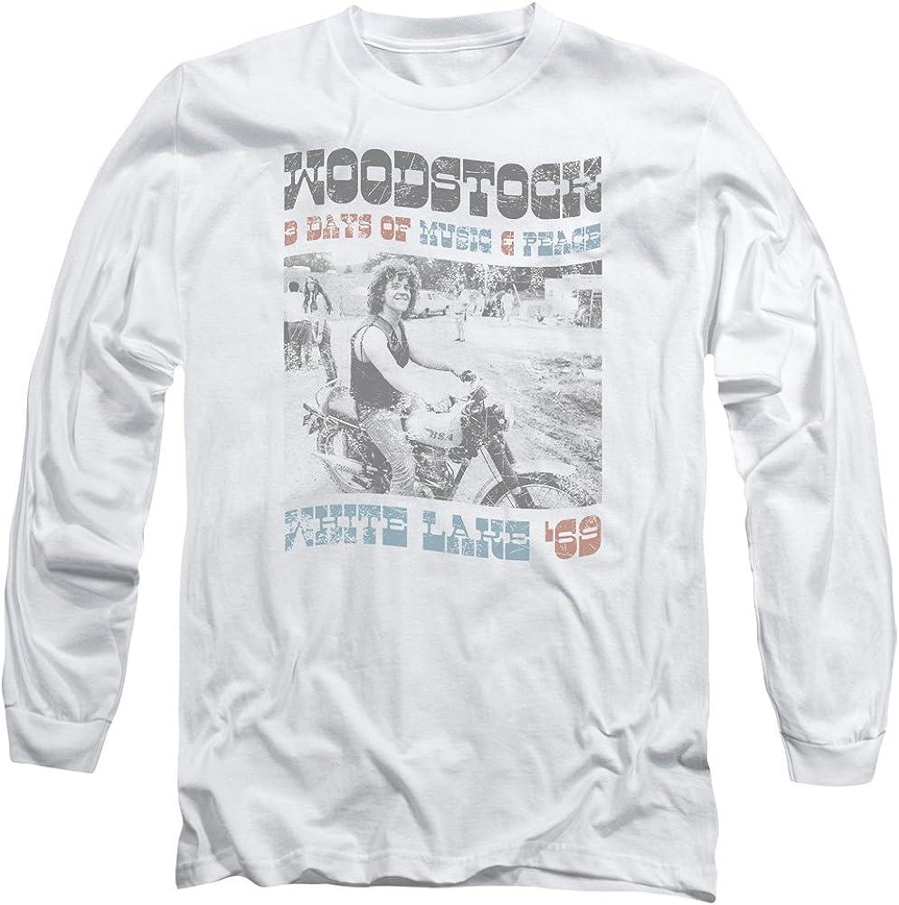 Woodstock Rider Adult Regular Fit T-shirt