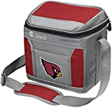 cardinals cooler - Coleman NFL Soft-Sided Insulated Cooler and Lunch Box Bag, 9-Can Capacity, Arizona Cardinals