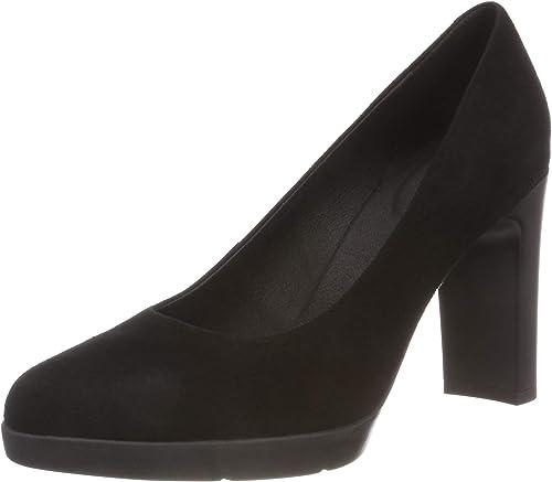 TALLA 36 EU. Geox D Annya High A, Zapatos de Tacón para Mujer