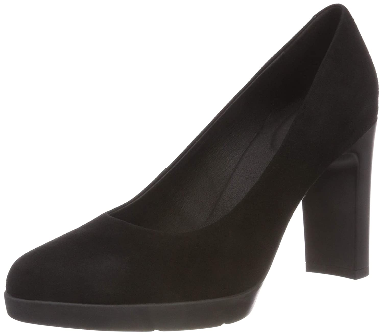 TALLA 35 EU. Geox D Annya High A, Zapatos de Tacón para Mujer
