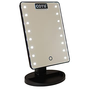 Amazoncom Cotu R Touch Sensor Led Lighted Movie Star Vanity