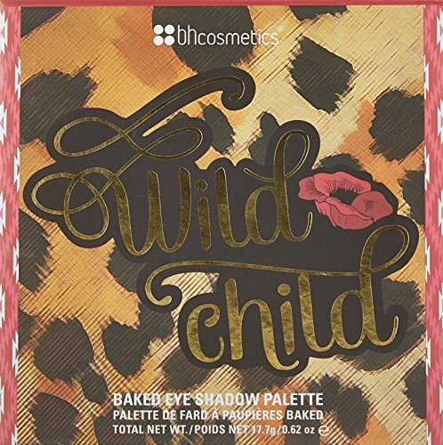 BH Cosmetics Wild Child Baked Eyeshadow Palette by BHCosmetics (Image #2)
