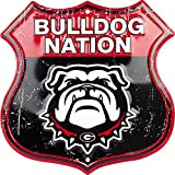 HANGTIME Bulldog Nation - University of Georgia Route Sign