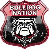HangTime Bulldog Nation - University Georgia Route Sign