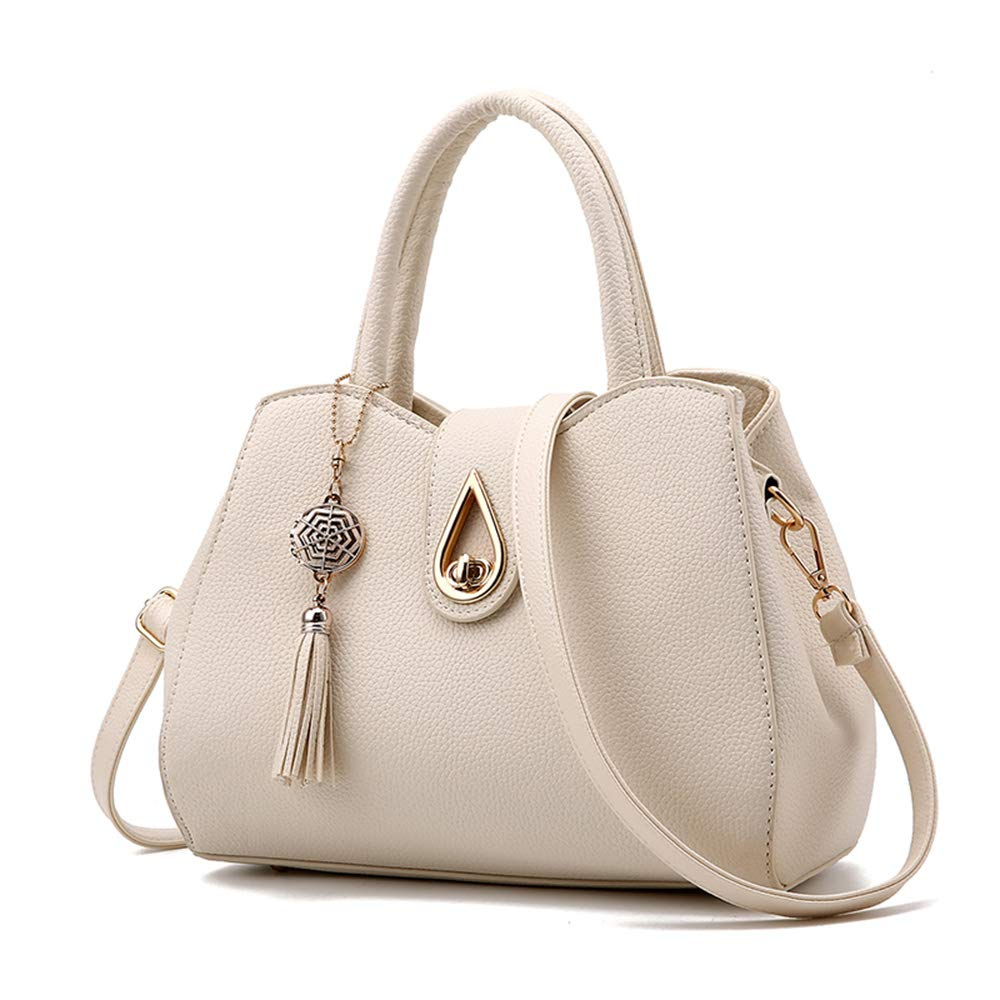 SANVINGLE Weibliche Tasche Handtasche Handtasche Handtasche Wasser Drop Lock Shell Tasche Schulter Diagonale Tasche B07MKM49C9 Schultertaschen Verkaufspreis 5ba771