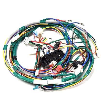 Dryer Wiring Harness - Wiring Diagram H8 on