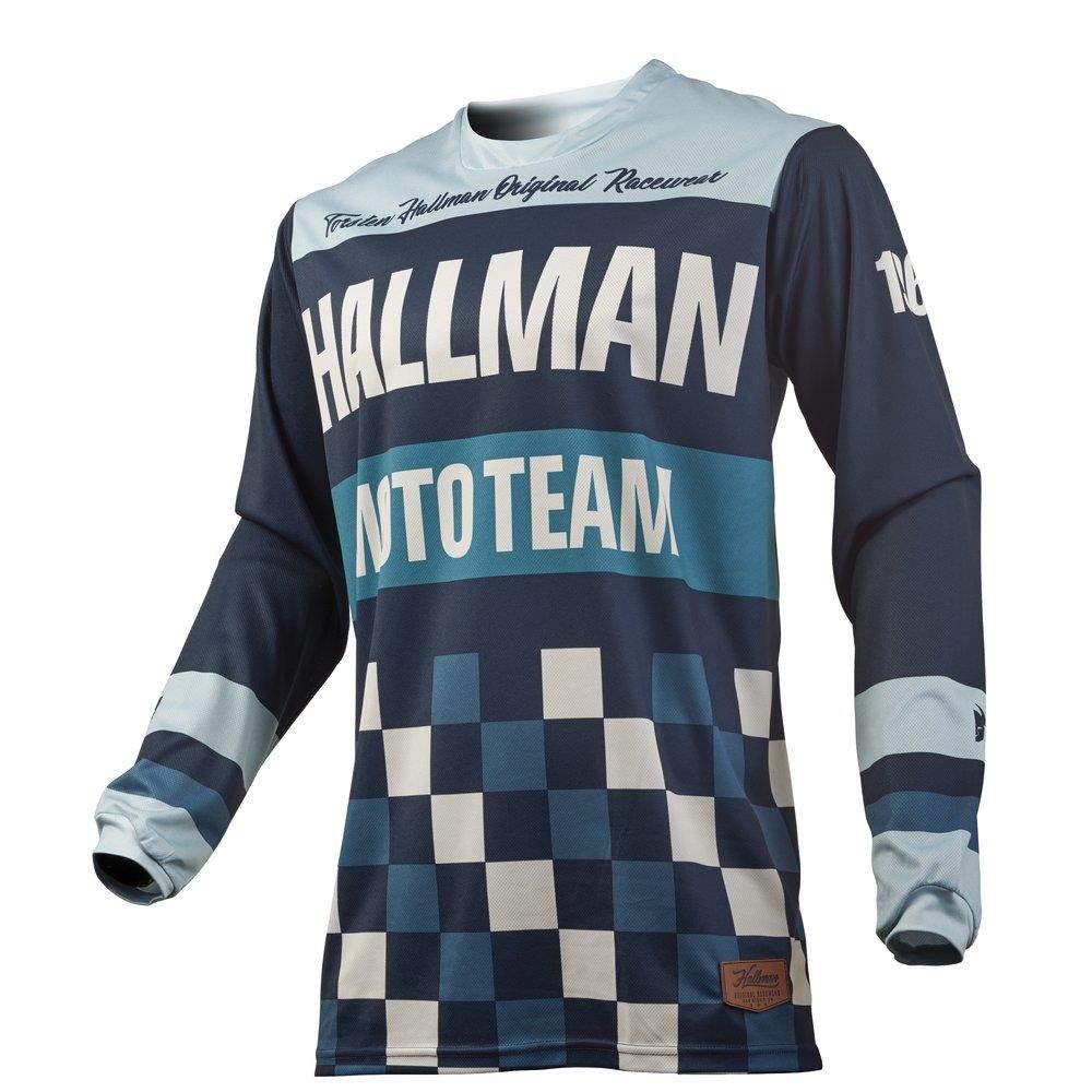Thor Hallmann Pulse Heater Motocorss Jersey 2019 Midnight Sky