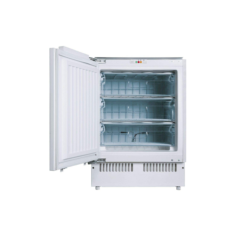 Amica UZ130.3 Bajo encimera Vertical 100L A+ Blanco - Congelador ...