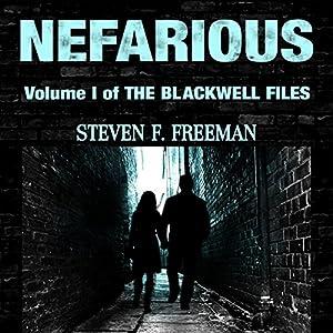 Nefarious Audiobook