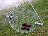 """Large Nut Wizard- Nut Picker Upper for Black Walnuts and Sweet Gumball Rake 17"""""""