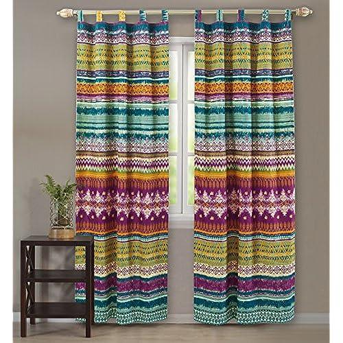 Bohemian Curtains: Amazon.com