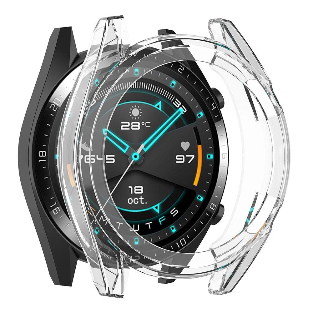 Starnearby Funda Protectora para Huawei Watch GT2/GT 42 mm ...