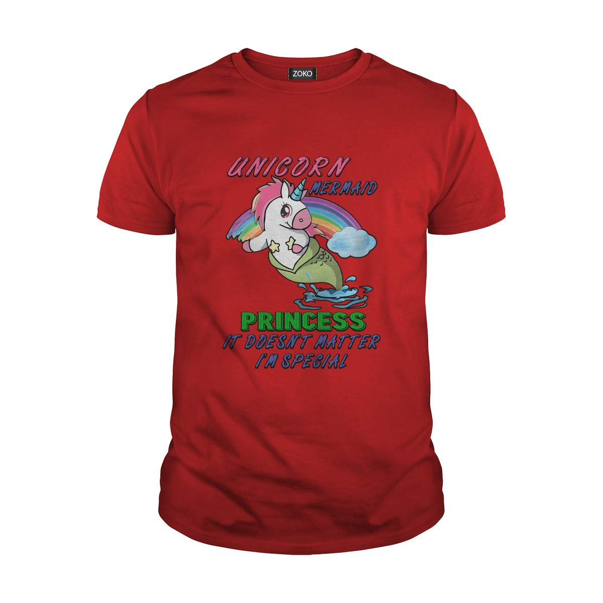 Zoko Apparel It Doesnt Matter Im Special T-Shirt