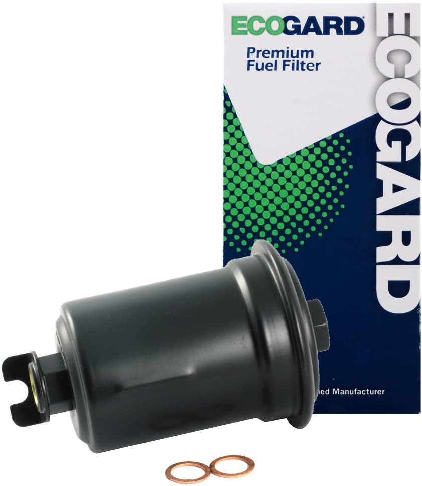 amazon.com: ecogard xf45068 premium fuel filter fits lexus es300 3.0l 1995-1996  | toyota camry 2.2l 1995-2001, camry 3.0l 1995-1997, avalon 3.0l 1995-1997,  solara 2.2l 1999-2001, solara 2.4l 2002-2003: automotive  amazon.com