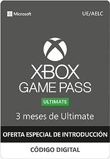 3 meses de Xbox Game Pass Ultimate a mitad de precio