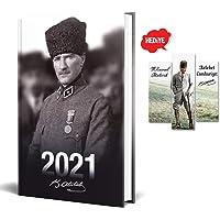 2021 Atatürk Ajanda - Madalya + Magnet