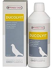 Ducolvit 500ml, vitamina complesso per volatili e piccioni