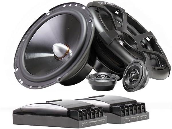 Phoenix Gold Sx5cs 13cm Kompo Lautsprecher System 2 Wege 125w Rms Max 250w Impedanz 4 Ohm Frequenz 60hz 20khz Audio Hifi