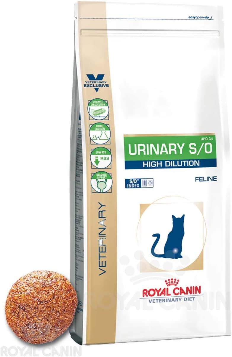 Royal Canin Feline Urinary S O High Dilution 6 Kg Amazon Co Uk