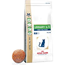 Royal Canin C-58261 Diet Feline Urinary High - 1.5 Kg ...