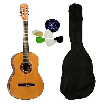 Top 4//4 Klassikgitarre optimal für Einsteiger und fortgeschrittene Gitarristen