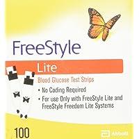 FreeStyle Lite Test strips, 100 ct