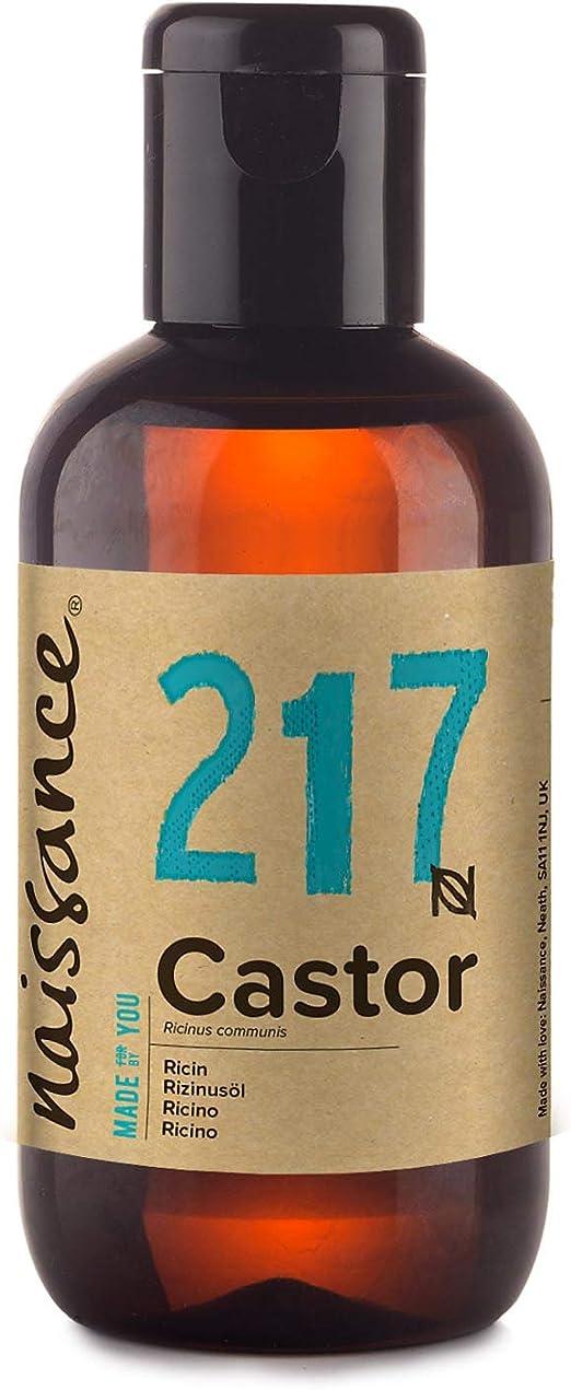 Naissance Aceite de Ricino 100ml - Puro, natural, vegano, sin ...