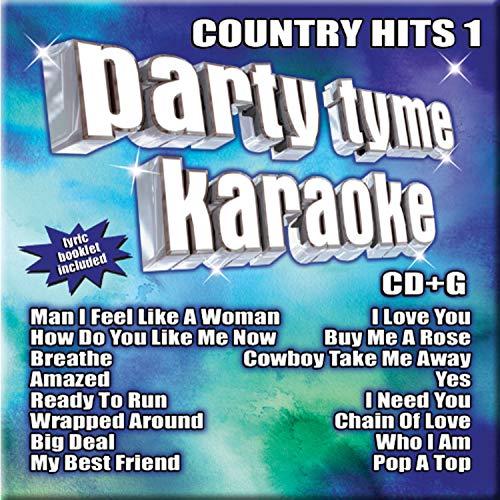 Party Tyme Karaoke: Country Hits