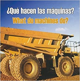 Book Que hacen las maquinas (Rourke Board Books) by Cambridge (2010-01-01)
