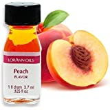 LorAnn Oils Super-Strength Peach Flavouring - 4 oz