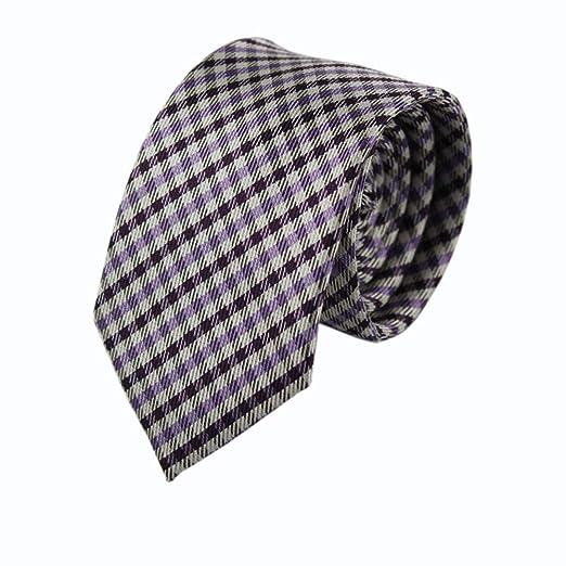 Corbata Estilo Coreano for Hombres de Negocios con una Variedad de ...