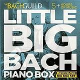 Little Big Bach Piano Box Album Cover