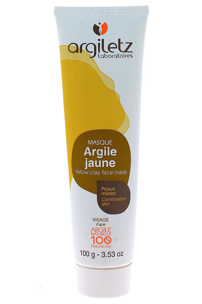Argiletz Masque d'Argile Jaune 100 g 11407A