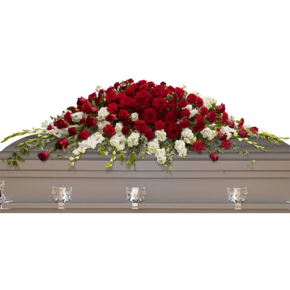 Amazon garden of grandeur casket spray casket flowers amazon garden of grandeur casket spray casket flowers sympathy funeral flowers fresh flower and plant sprays everything else izmirmasajfo