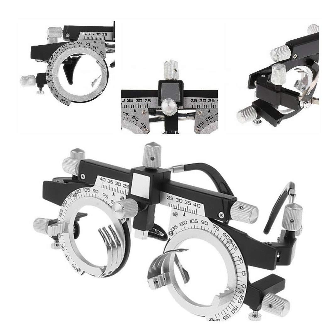 EFK-II Supply Optical Trial Frame Titanium Adjustable Optical Optic Trial Lens Frame by EFK-II Supply (Image #5)