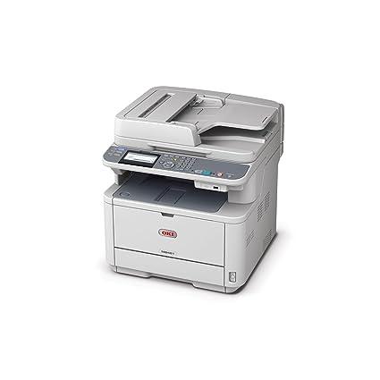 OKI MB461dn Laser 33 ppm 2400 x 600 dpi A4 - Impresora ...