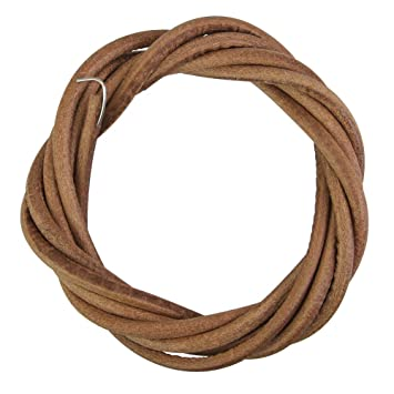 """72/"""" Leather Belt For All Treadle Sewing Machines 5//16/"""" Wide"""