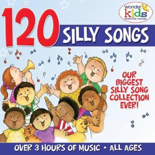 Sings Silly Songs Cd - Wonder Kids Sing 120 Silly Songs