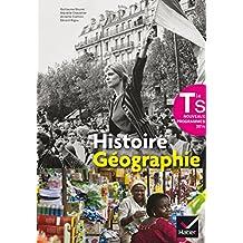 Histoire Géographie Tle S manuel