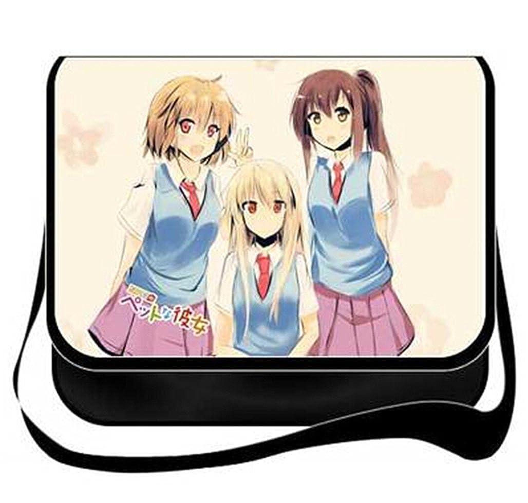 Gumstyle Sakurasou No Pet Na Kanojo Anime Cosplay Handbag Messenger Bag Shoulder School Bags