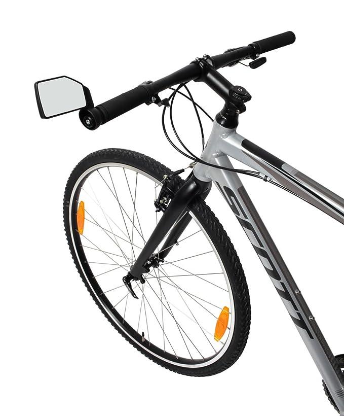 Zefal Mirror Dooback - Espejo de Espejo para Bicicletas, tamaño ...