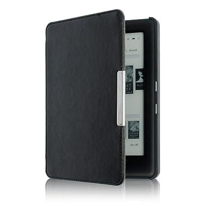 Malloom® Funda Para KOBO GLO HD 6.0 eReader Magnética Auto Sleep ...